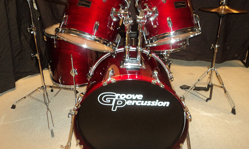 Best Groove Percussion Drum Sets