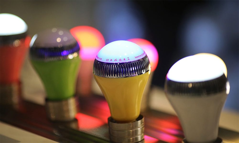 Light Bulbs With Speakers