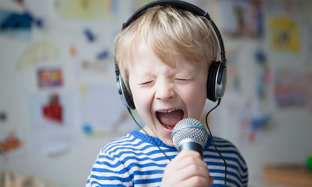 Musical Microphone For Kids