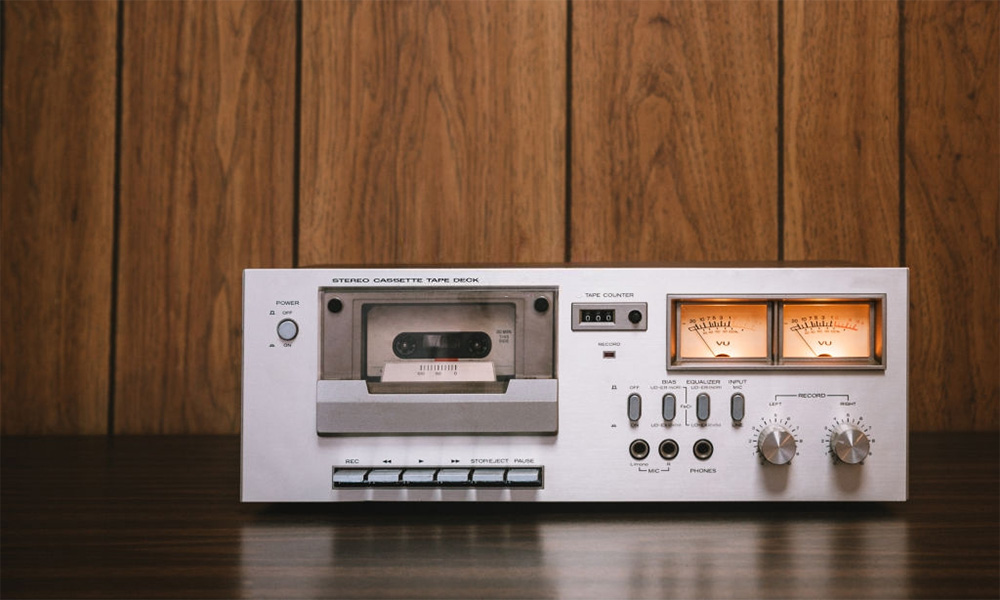 Stereo Receiver For Music