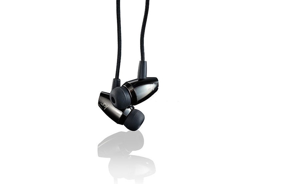 music earbuds