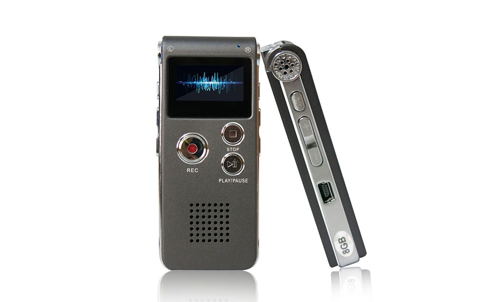 music recording devices