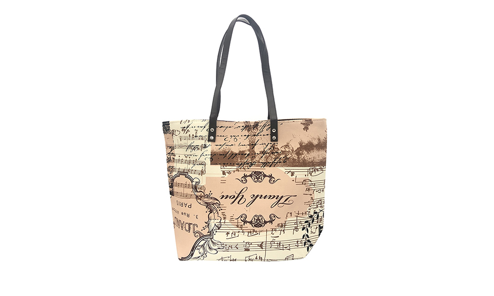 Music Totes Bags