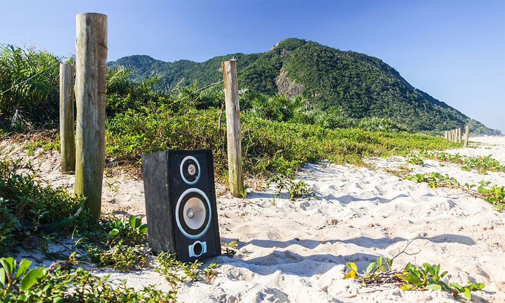Outdoor Music System