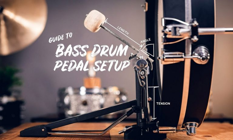Top 10 Best Bass Drum Pedals Reviews in 2021
