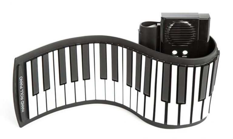 Top 10 Best Roll Up Piano Keyboard Reviews in 2021