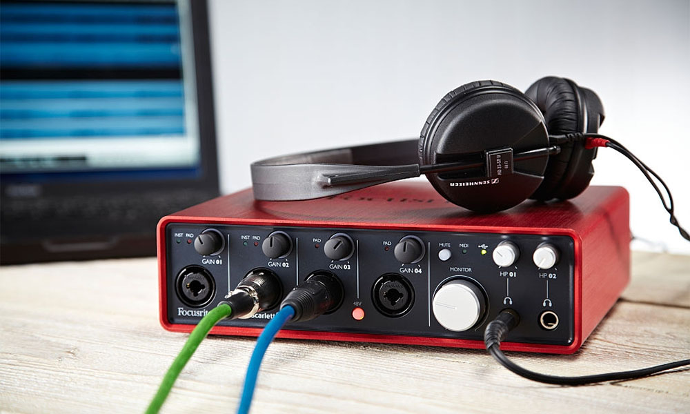 Sound Card For Music Production