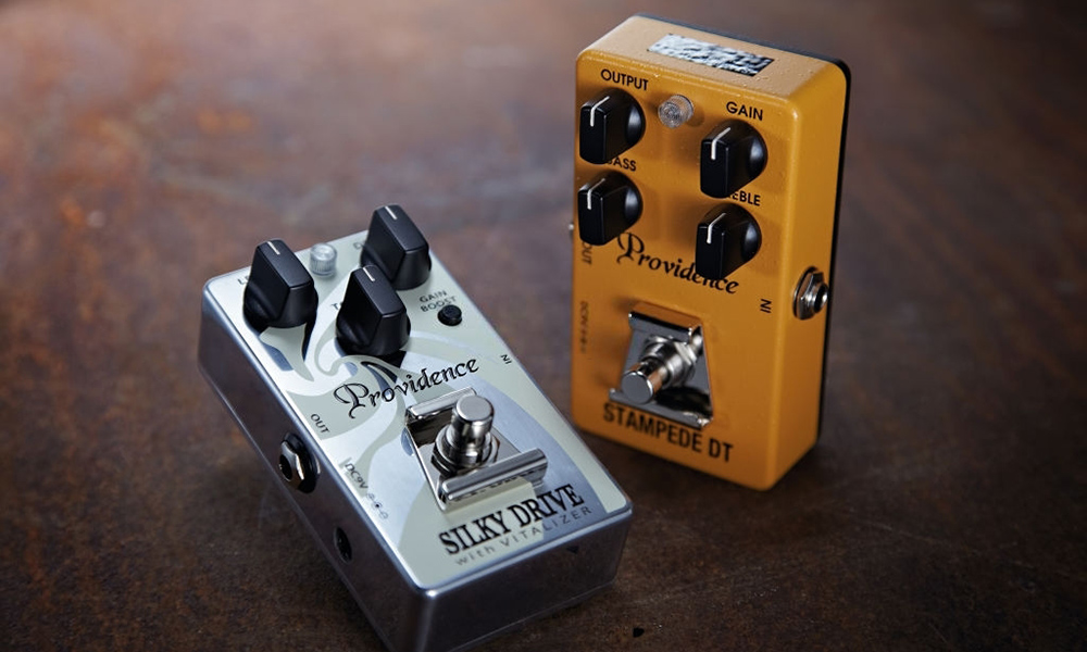 Distortion Pedal For Rock