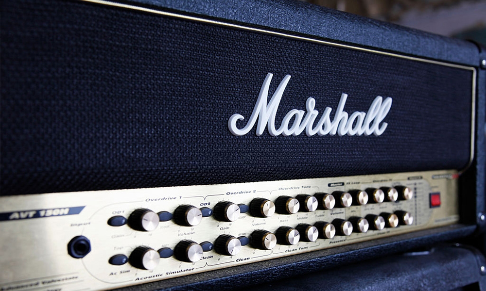 Marshall Acoustic Amps