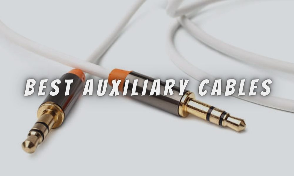 Best Auxiliary Cables