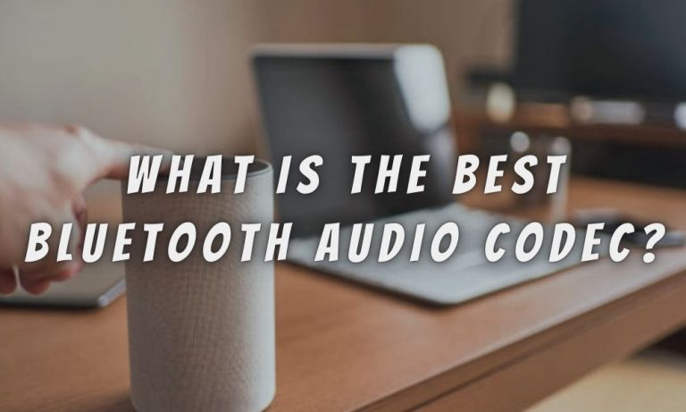 What Is The Best Bluetooth Audio Codec?
